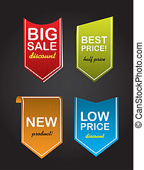 tags vector