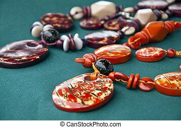 Jewelry - Tagua Nut Necklaces
