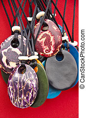 Jewelry - Tagua Nut Pendants