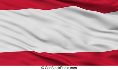 Tahiti Flag Closeup Seamless Loop - Tahiti Flag, Closeup...