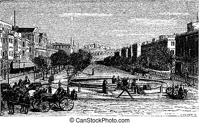 Tahrir Square (formerly Mohammed Ali Square and Place des...