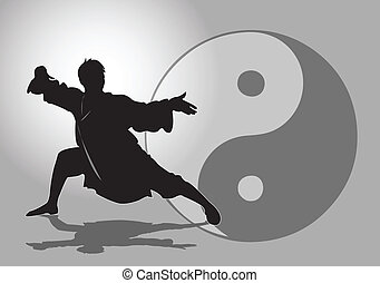 tai-chi., chino