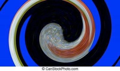 Tai Chi meditation symbol, Chaos world, swirl circle in space, rotation curve round, spiral turbine tunnel. particle, material, texture, Fireworks, Design, pattern, symbol, dream, vision, idea, creativity, creative, beautiful, art, decorative, mind, Game, Led, modern, stylish, dizziness, romance, ...
