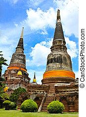 tailandés, wat