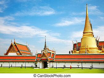 tailandese, architettura tradizionale