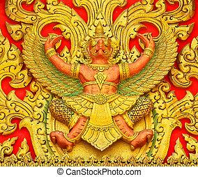 tailandese, arte