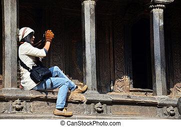 tailandese, fotografia