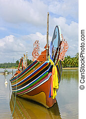 tailandese, peschereccio