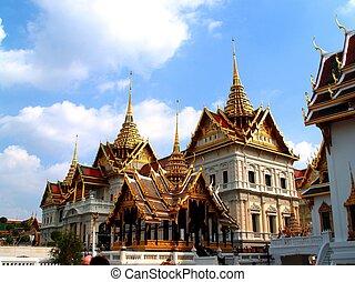 tailandia, arte, architettura