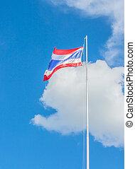 tailandia, bandeira nacional
