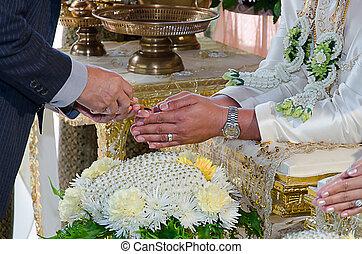 tailandia, casório
