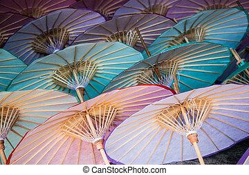 tailandia, ombrello