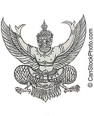 tailandia, tales, garuda