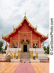 tailandia, templo