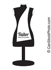 Tailor shop design