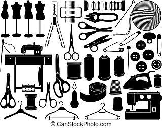 Tailoring equipment