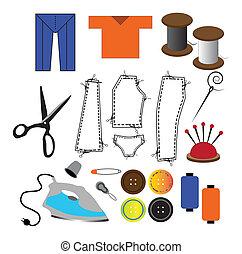 Tailoring - Symbols of tailoring