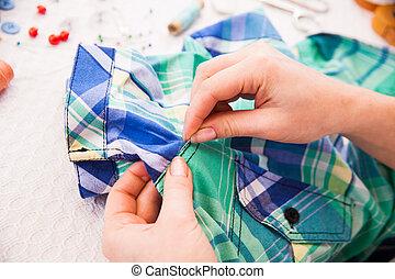 Tailor's work