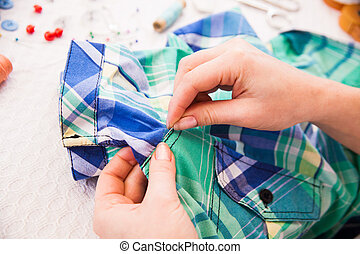 Tailor's work