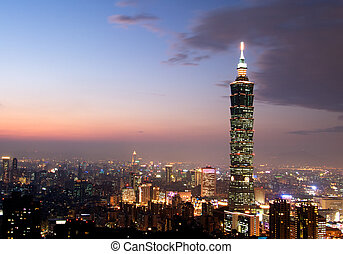 taipei 101, the tallest building in Taiwan - It is the...