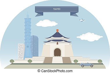 Taipei, capital city and a special municipality of Taiwan