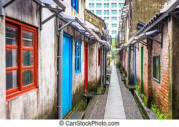 Taipei, Taiwan historic buildings