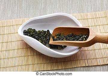 taiwanés, ceremonia del té