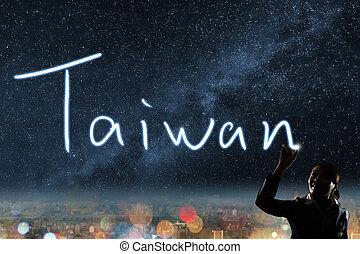 taiwan, pojem