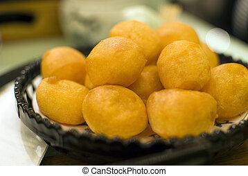 Taiwan Potato Ball