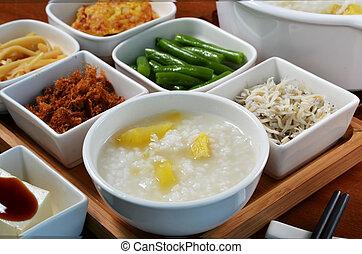Sweet potato gruel - Taiwan traditional food - Sweet potato ...