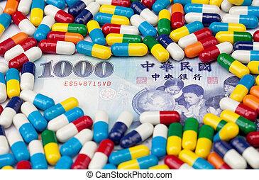 Taiwanese Money and Medicine
