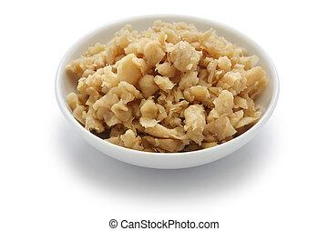 taiwanese salted dried radish, taiwanese food