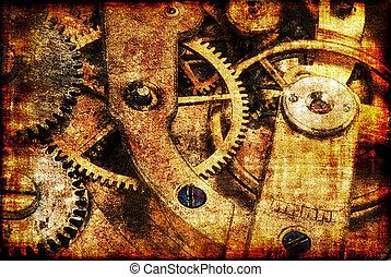 tajemniczy, czas