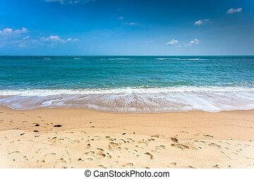 tajlandia, piasek plaża, morze