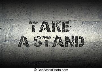 take a stand gr