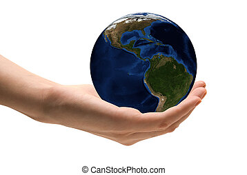 Take care the earth