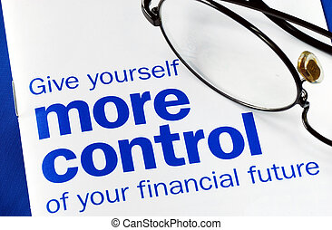 Take control the personal finance