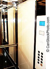 Take elevator
