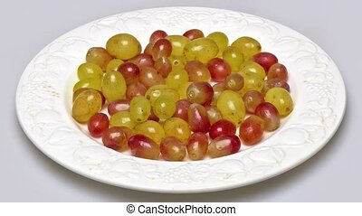 Take grapes again and again