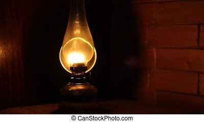 Taking Away the Gas Lamp
