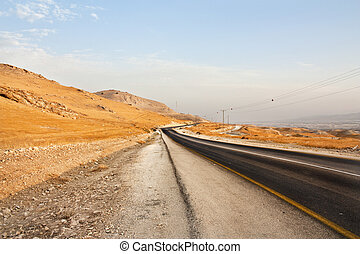 Taking on the open road in Israel