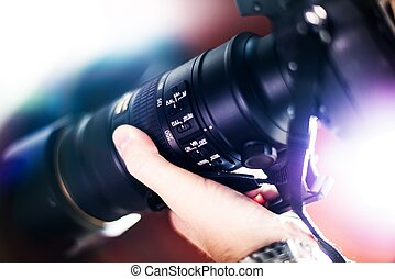 Taking Pictures - Telephoto Lens with Image Stabilization...