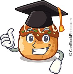 takoyaki, ボール, 食物, 特徴, 卒業, タコ