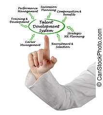 Talent Development System