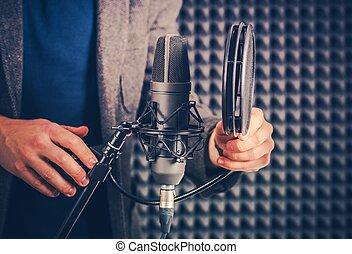 talent, stem, studio