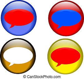 Talk Buttons