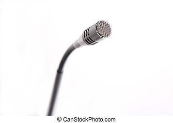 Talkback Microphone - Typical Studio Talkback Communication...