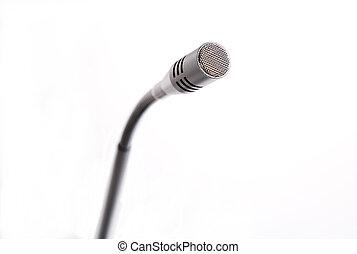 Talkback Microphone - Typical Studio Talkback Communication...