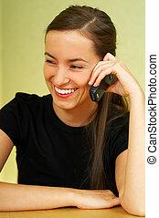 talkin, telefono cellulare