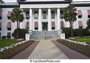 Tallahassee, Florida - Old State Capitol
